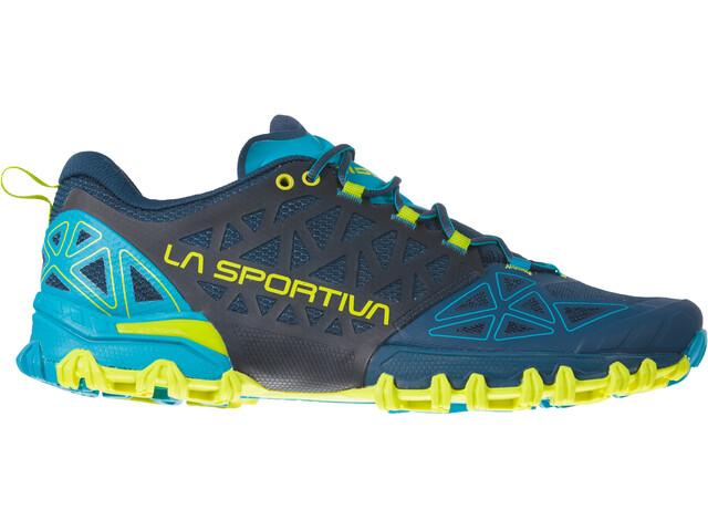 La Sportiva Bushido II - Zapatillas running Hombre - azul